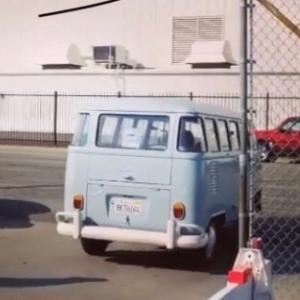 あの日のカリフォルニア ワーゲンバス ビートル 動画