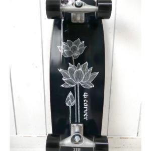 CARVER カーバー スケートボード LA発祥 陸上でのサーフィン サーフスケートブランド