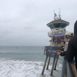 US Open of surfing  見やすくなった 五十嵐カノア サーフィン動画