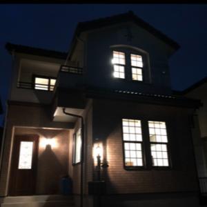家を外から眺めてみると・・・三井ホームのおうち