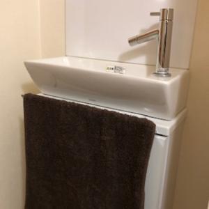 これ、やっぱ要らなかったよトイレの♪・・・三井ホ―ム(全館空調)のお家