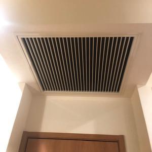 全館空調の吸気のお掃除の頻度は♪...スマートブリーズワンの家