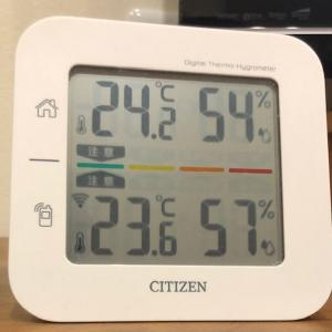 こんな暖かい日の温度設定は♪・・・全館空調(スマートブリーズワン)の家