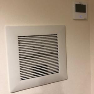 熱交換気ユニットを久々に開けてみた(汗)・・全館空調(スマートブリーズワン)の家