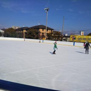 福山メモリアルパーク 冬はアイススケート夏はプール こどもの国でゴーカートも 福山市