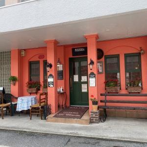 PIZZERIA LA CENETTA ピッツェリア ラ・チェネッタ 倉敷美観地区のピザ専門店
