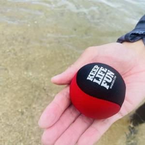 wabobaワボバ プロ エクストリーム 海や川で水切りキャッチボール