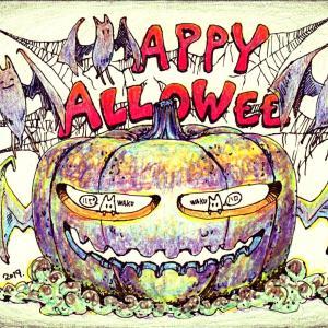 [ HAPPY HALLOWEEN !!(ポップアップカード) ]