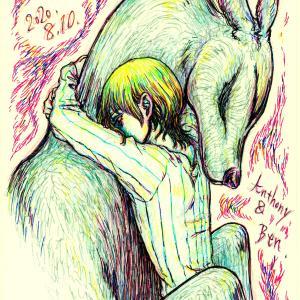 Anthony&Ben.[抱擁]