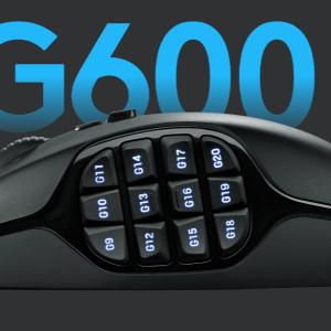 FF14のオススメマウスはG600で決定 慣れない方へのコツも
