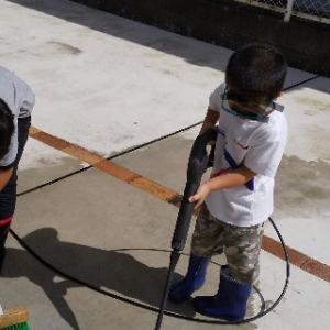 子供の「やろうやろう作戦」に、逆に感謝の気持ちが芽生えた。