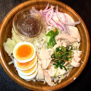 180kcalのダイエット神サラダ♡