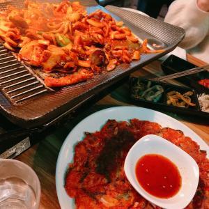 お正月ムードと職場の韓国人の友達
