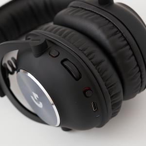 ロジクールPRO X Wirelessレビュー:有線より音がクリアかも?当たり前だけど遅延はゼロ