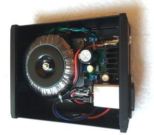トロイダルトランス式電源の製作…その3