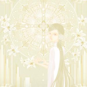 真珠のイラスト