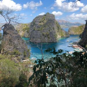 コロン島の絶景スポット