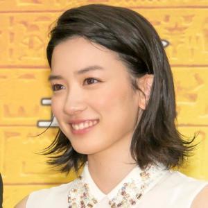 【女優】永野芽郁さんのオフショットが幻想的で美しい