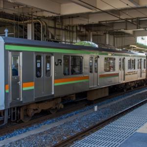 今年いっぱいずっと路線全駅紹介(40)東日本旅客鉄道 川越線