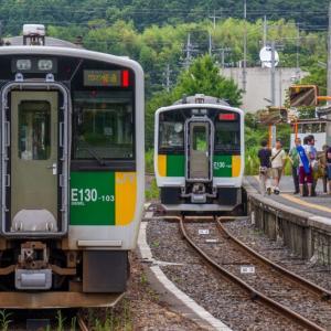 今年いっぱいずっと路線全駅紹介(42) 東日本旅客鉄道 久留里線