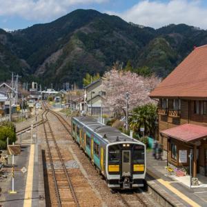 今年いっぱいずっと路線全駅紹介(50) 東日本旅客鉄道 水郡線(その1・水戸~常陸大子)