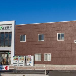 今年いっぱいずっと路線全駅紹介(50) 東日本旅客鉄道 水郡線(その3・上菅谷~常陸太田)