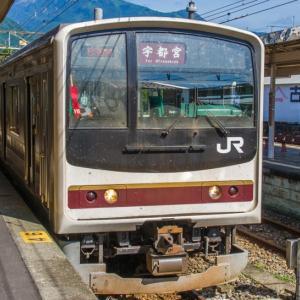 今年いっぱいずっと路線全駅紹介(51) 東日本旅客鉄道 日光線