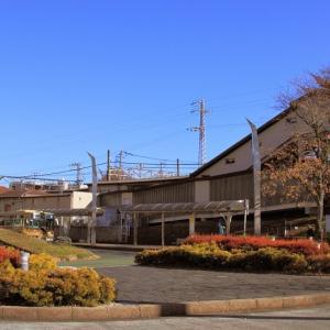 酒保開ケ。各駅紹介(487) #0665 鶴巻温泉駅