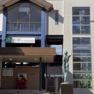 イチゴイチエキ。各駅紹介(552) #0074 寒川駅