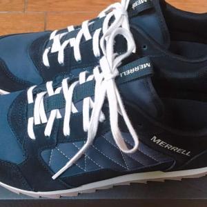 メレルのアルパインスニーカー(Alpine Sneaker)を実際に履いてレビュー!