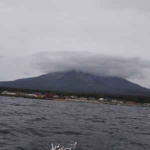 揺れる船上ソウハチ戦 IN 噴火湾