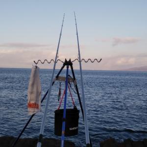 2020 フルスイング NAGE NO.2 凪の日本海へ寒カレイ戦