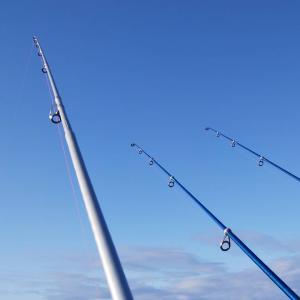 2020 フルスイング NAGE NO.3 早春の日本海へカレイ投戦