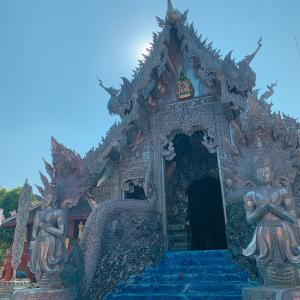 チェンマイ54日目 チェンマイの銀閣寺