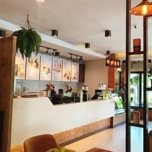 タイ産のコーヒーブランド【Doi Chaang Cafe】ターペー門近辺