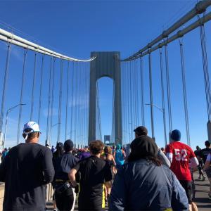 ニューヨークシティマラソンに50名が無料で参加できる?????