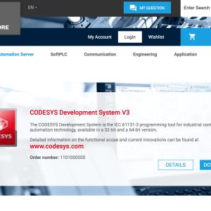 PLC シーケンサラダーソフト CODESYSのインストール方法