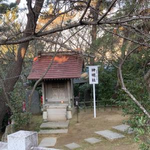 稲毛浅間神社 – 神明社