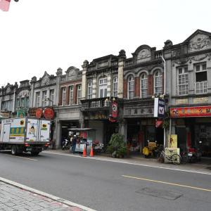 【台南】「新化老街」大正末期から昭和初期に整備された商業都市