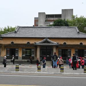 【台南】「新化武徳殿」日本統治時代の武道場