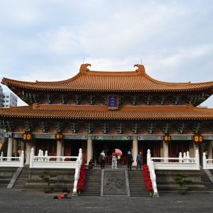 【台中】「台中孔廟」規模が大きく静寂な雰囲気