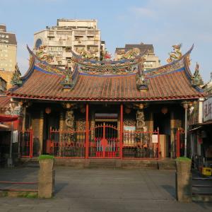 【台北】「艋舺清水巖」艋舺の三大廟のひとつ