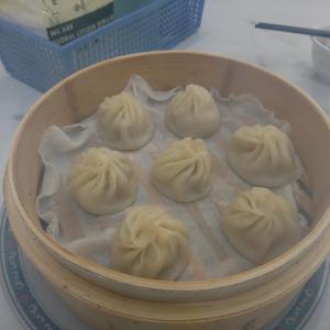 【台南】「上海味香小吃店」小籠包も食べれるお店