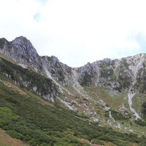 木曽駒ヶ岳  人生初の登山に挑戦