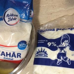 旧ソ連出身姑直伝!フライパンでロシア式チーズケーキ!