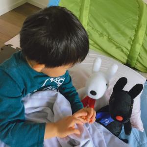祝!息子生誕4年