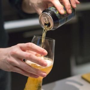 ビール1本くらい、いいんじゃない?増える脂肪はたったの8g