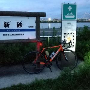 荒川サイクリングロードを走ってみました