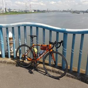 ロードバイクで東京観光