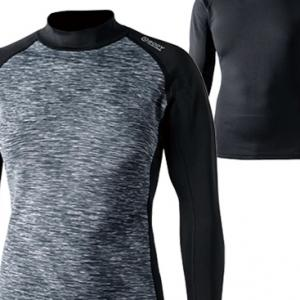 スポーツ、仕事に手放せない。使える夏・冬インナーシャツの選び方